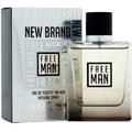 New Brand Free Man EDT