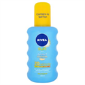 Nivea Sun Protect & Bronze Napozó Spray FF20