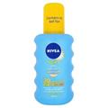 Nivea Sun Protect & Bronze Napozó Spray FF20