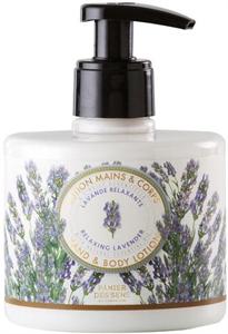 Panier des Sens Relaxing Lavender Kéz- és Testápoló