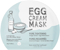 Too Cool For School Egg Cream Mask - Pore Tightening