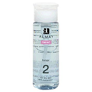 Almay Toner 2 With Cucumber & Aloe For Dry Skin