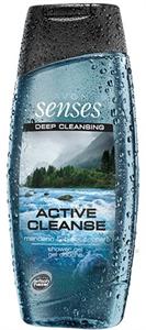 Avon Senses Active Cleanse Tusfürdő