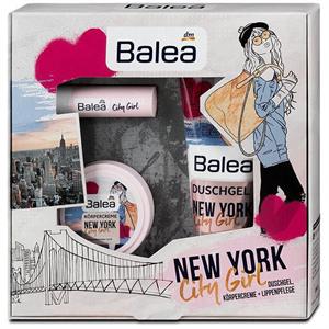 Balea New York City Girl Testápoló