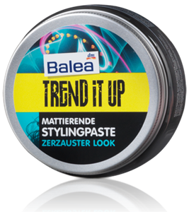 Balea Trend It Up Mattierende Stylingpaste
