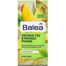 Balea Zöld Tea és Mangó Maszk