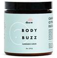 Deew Body Buzz Cannabis Body Scrub