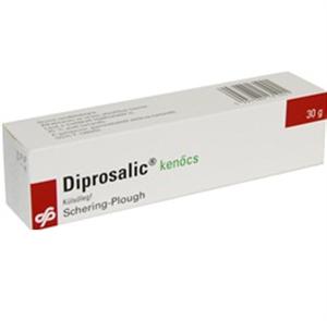 diprosalic ® betametazon + szalicilsav - gyógyszerek -