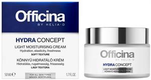 Helia-D Officina Hydra Concept Könnyű Hidratáló Krém