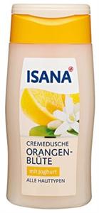 Isana Krémtusfürdő Narancsvirággal és Joghurttal