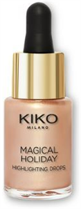 Kiko Magical Holiday Highlighting Drops