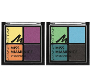 Manhattan Miss Miami Nice Szemhéjpúder