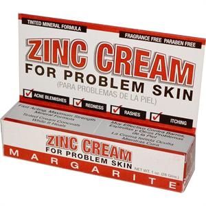 Margarite Cosmetics Zinc Cream