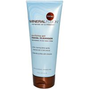 Mineral Fusion Purifying Gel Facial Cleanser