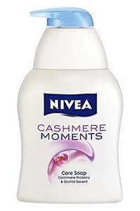 Nivea Cashmere Moments Folyékony Szappan