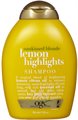 OGX Sunkissed Blonde Lemon Highlights Shampoo