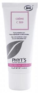 Phyt's Créme C 309 Tápláló Krém Száraz, Érzékeny Bőrre