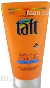 Taft Lycra Flex Styling Gel Extra Strong