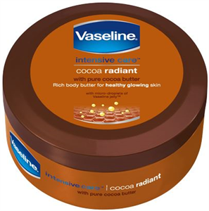 Vaseline Intensive Care Cocoa Radiant Body Butter