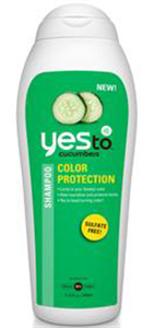 Yes To Cucumbers Color Protection Shampoo