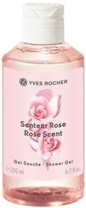 Yves Rocher Senteur Rose Rose Scent Tusfürdő - Rózsa