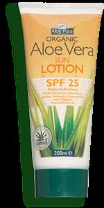 Aloe Pura Fényvédő Krém SPF25