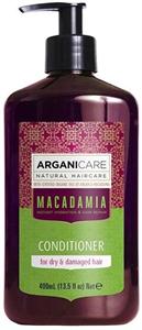 Arganicare Macadamia Öblítés Nélküli Hajbalzsam Száraz, Töredezett Hajra