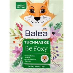 Balea Be Foxy Fátyolmaszk