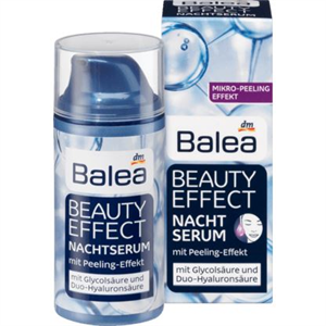 Balea Beauty Effect Nacht-Serum