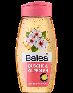 Balea Dusche & Ölperlen Mandelblüten Duft