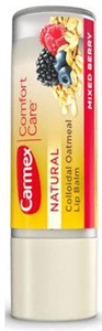 Carmex Comfort Care Colloidal Oatmeal Stick - Mixed Berry