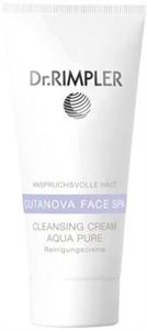 Dr. Rimpler Cutanova Face Spa Cleansing Cream Aqua Pure Habzó Tisztító Krém