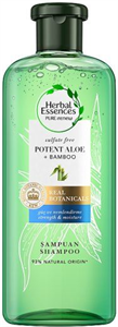 Herbal Essences Szulfátmentes Sampon Aloe+Bambusz