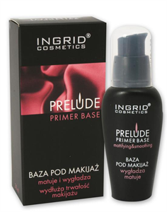 Ingrid Cosmetics Prelude Sminkalap