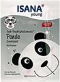 Isana Young Tuch-Feuchtigkeitsmaske Panda