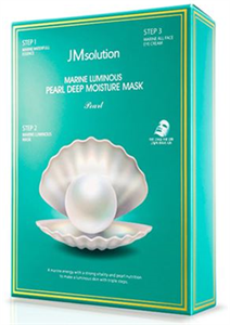 JM Solution Marine Luminous Pearl Deep Moisture Mask