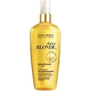 John Frieda Sheer Blonde Brightening Oil Elixir