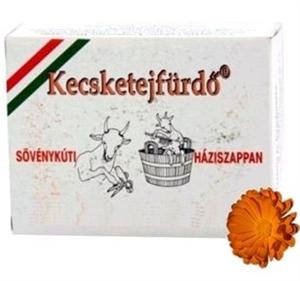 Kecsketejsavós-Körömvirágos Sövénykúti Háziszappan