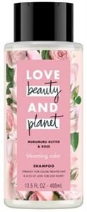 Love Beauty and Planet Sampon Murumuru Vajjal & Rózsa Illattal