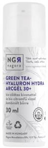 Nagora Green Tea - Hyaluron 30+ Hydra Arcgél Kombinált Bőrre