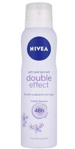 Nivea Double Effect Violet Senses Izzadásgátló Deo Spray