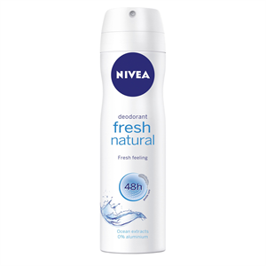 Nivea Fresh Natural Deo Spray