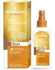 Nivelazione Waterproof Suntan Lotion SPF50