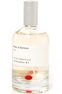 Miller et Bertaux Parfum Trouvé