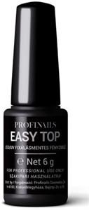 Profinails Easy Top Fixálásmentes Led/Uv Fényzselé
