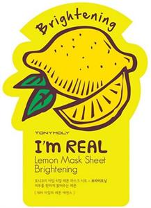 Tonymoly I'm Real Lemon Mask Sheet Brightening