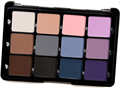 Viseart Eyeshadow Palette - Cool Mattes 2