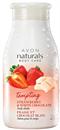 Avon Naturals Eper és Fehér Csoki Testápoló