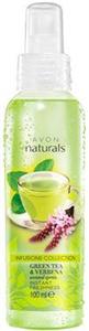Avon Naturals Zöld Tea és Verbéna Testpermet