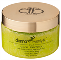 Donna Bella 24K Gold Deluxe Salt Scrub Kiwi